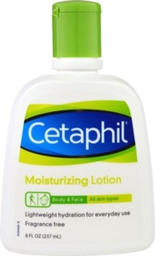 Cetaphil  8oz Moist Lotion