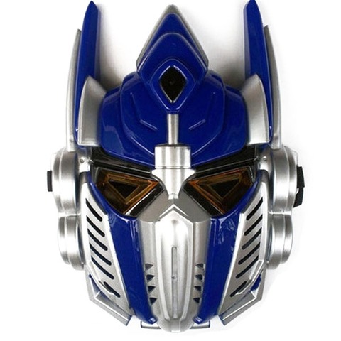 Optimus Prime Mask With Light