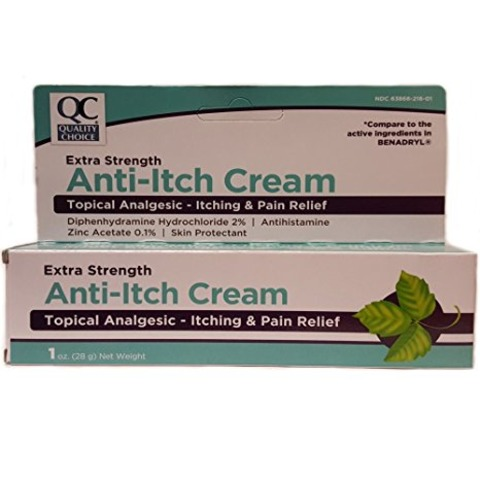 Qc Anti Itch Cream