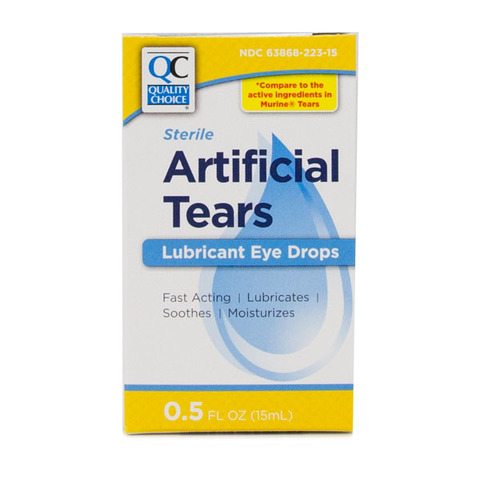 Qc Artificial Tears