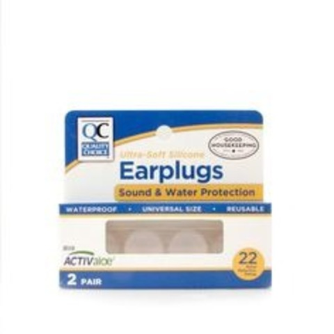Qc Ultra-soft Silicone Earplugs