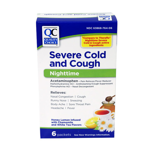 Qc Sever Cough And Cold Nighttime