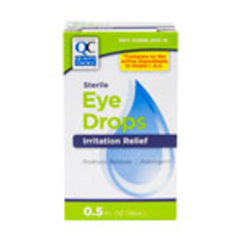 Qc Eye Drops Irritation Relief