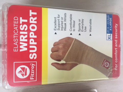 Fitzroy Wrist Support X-large