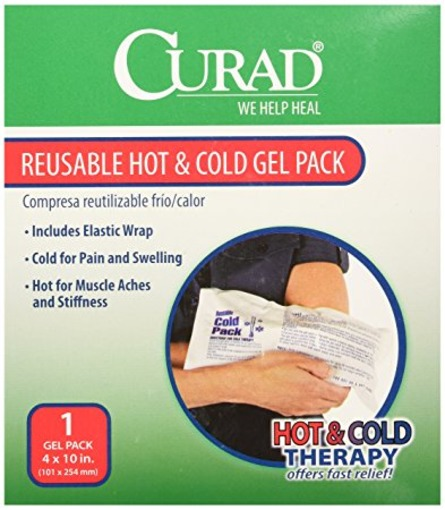 Curad Reusable Hot/cold Pack
