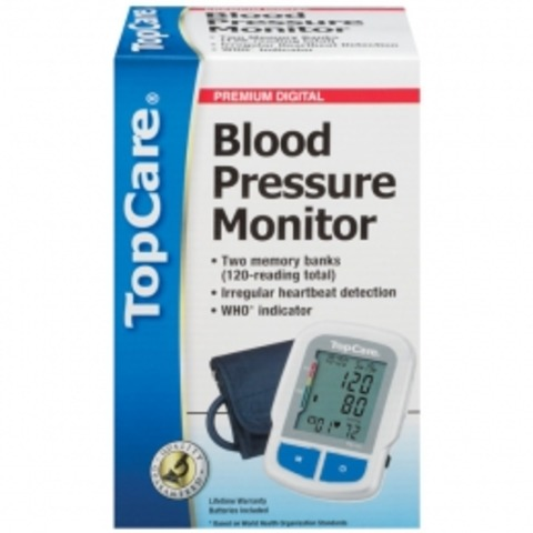 Tc Blood Pressure Monitor