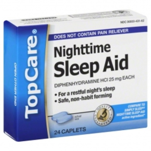 Tc Night Sleep Aid