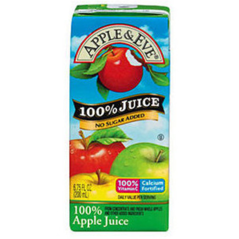 Apple And Eve Apple Juice