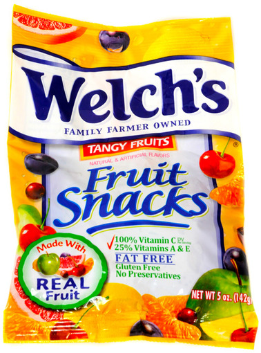 Welches Tangy Fruit