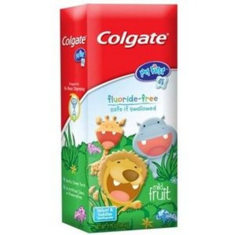 Colgate Toddler Toothpaste