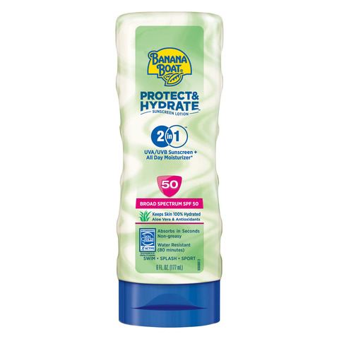 Banana Boat Protect & Hydrate Spf 50