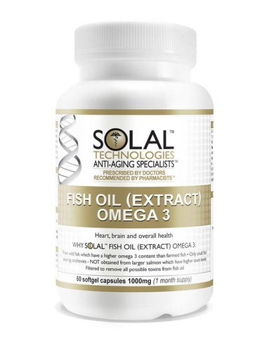 Solal Fish Oils Extract