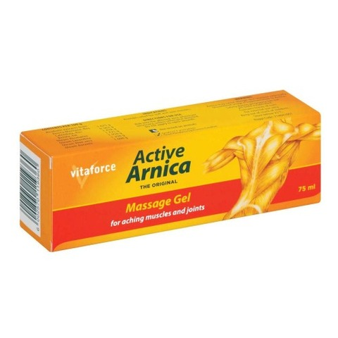 Vita Force Active Arnica Message Gel