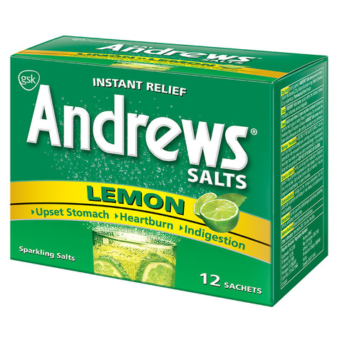 Andrews Salts Lemon
