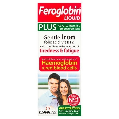 Ferroglobin Plus Liquid