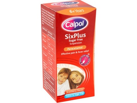 Calpol Six Plus