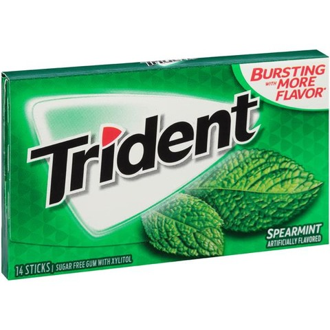 Trident Spreamint With Xylitol
