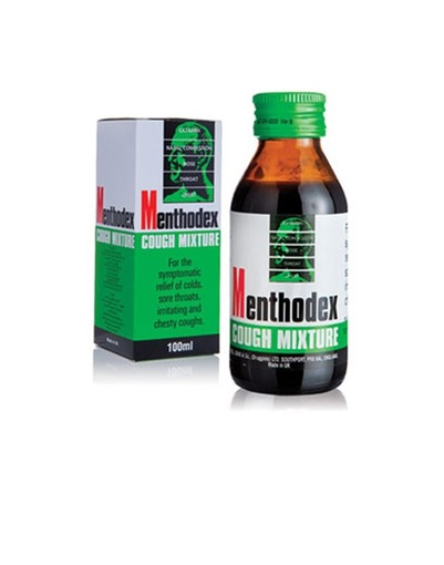Menthodex Cough Mixtrure 200ml