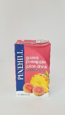 Pinehill Guava Pineapple Juice 250ml