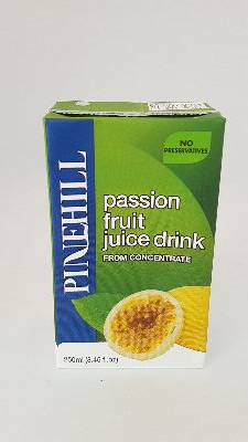 Pinehill Passion Fruit Juice 250ml