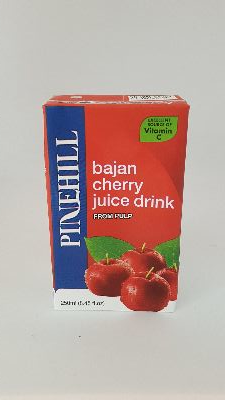 Pinehill Bajan Cherry Juice 250ml