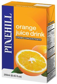 Pine Hill Orange Juice 250ml