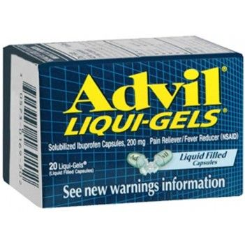 Advil Liqui-gels