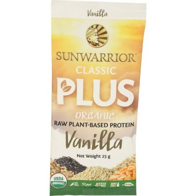 Sunwarrior Classic Plus  Chocolate 25g Packet