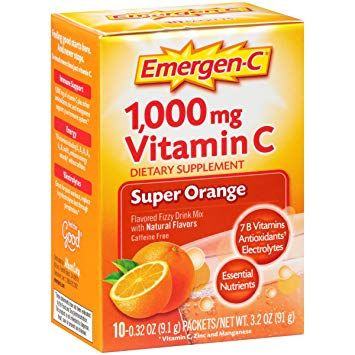 Emergen-c Super Orange 10s