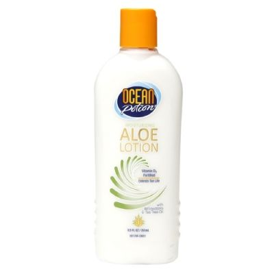 Ocean Potion Suncare Moisturizing Aloe Lotion