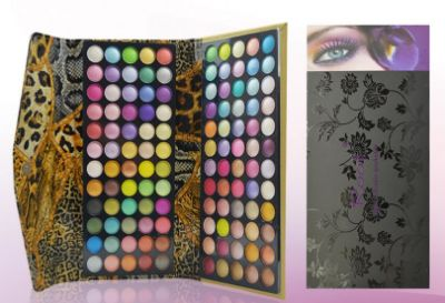 Roof Matte 120 Colour Eyeshadow