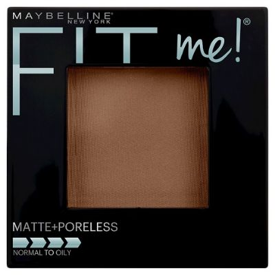 Maybelline Fit Me Matte & Poreless Powder Mocha