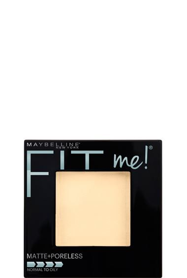 Maybelline Fit Me Matte & Poreless Pwd #100