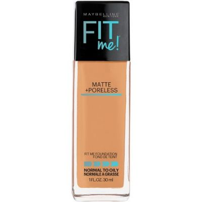 Maybelline Fit Me Matte & Poreless Foundation T/caram #330