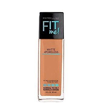 Maybelline Fit Me Matte & Poreless Spicy Brown