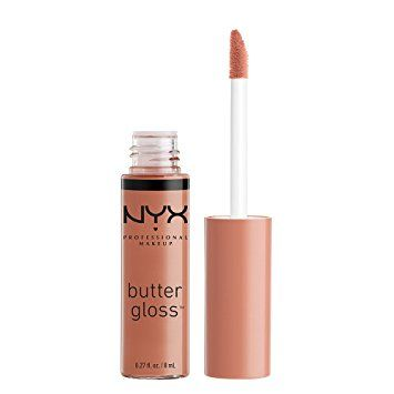 Nyx Butter Gloss Madeleine Lip