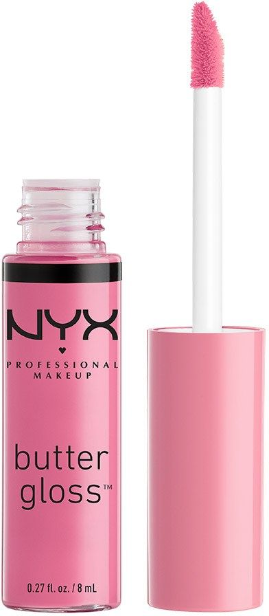 Nyx Butter Gloss Merengue