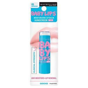 Maybelline Baby Lips Balm Quenched #05