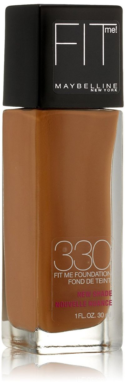 Maybelline Fit Me Foundation Toffee #330