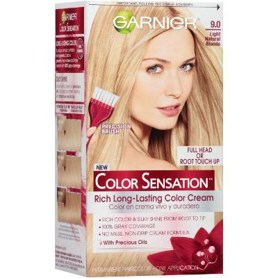 Garnier Color Sensation Light Natural Blonde