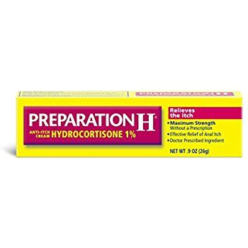 Preparation H Max Strength Anti Itch Cream