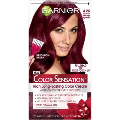 Garnier Color Sensation Intense Burgundy