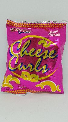 Good Time Snacks Cheese Curls