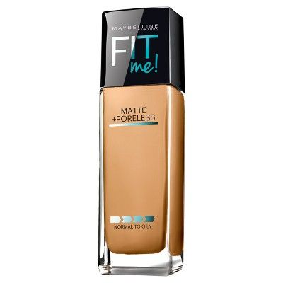 Maybelline Fit Me  Foundation Golden Caramel #332