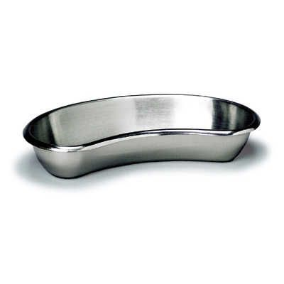 Kidney Dish Stainless Steel 26oz