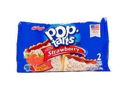 Pop Tarts Frosted Strawberry Twin Pack