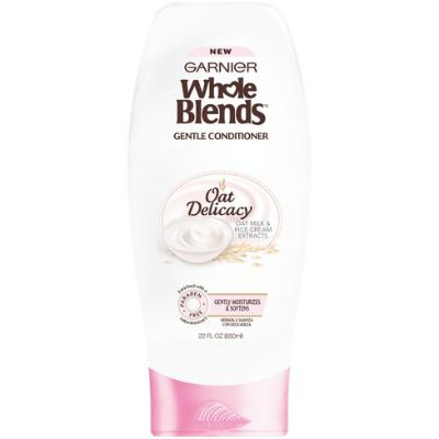 Garnier Whole Blends  Gentle Conditioner Oat Delicacy