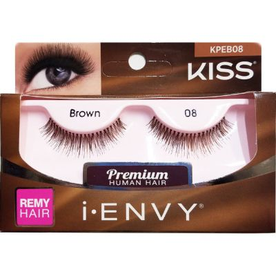 Kiss I-envy 100% Remy Hair Eyelashes