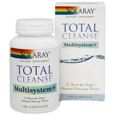 Solaray Total Cleans Multisystem+