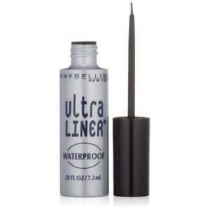 Maybelline Ultra Waterproof Liquid Liner #301 Black